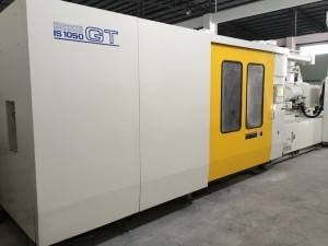 Toshiba 1050t (IS1050GT) Injection Molding Machine