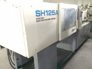 Sumitomo 125t Used Injection Moulding Machine