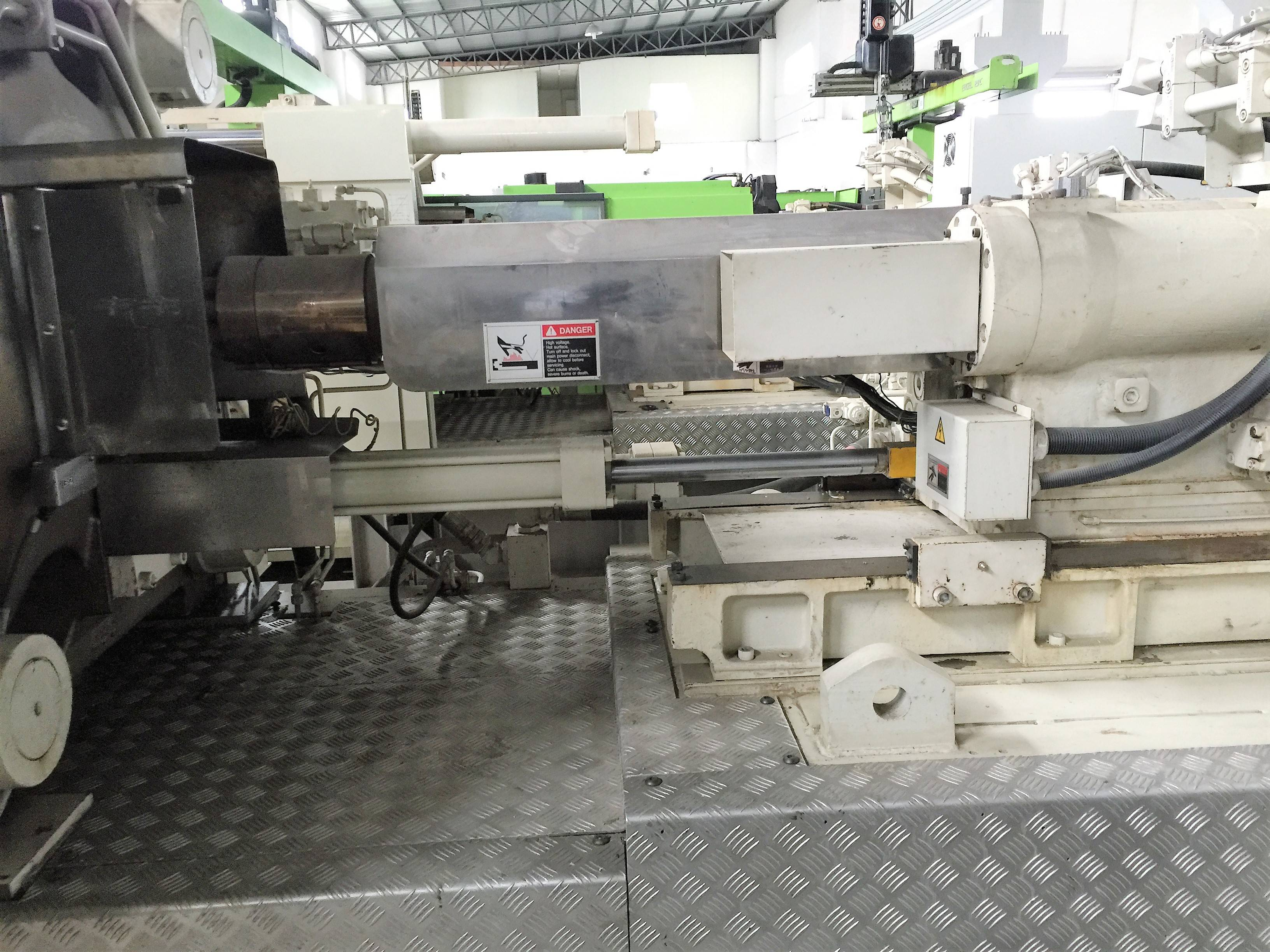 Toshiba IS450GS Used Injection Molding Machine