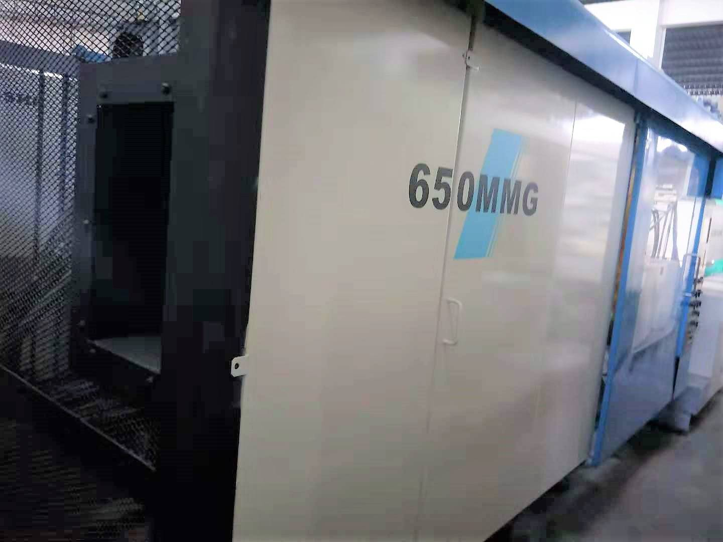 Mitsubishi 650t 650MMG used Injection Molding Machine Featured Image