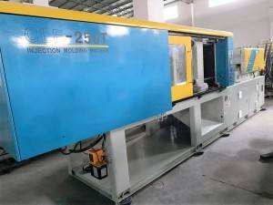 Chuan Lih Fa CLF-250t (servo) used Injection Molding Machine
