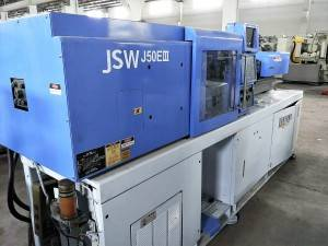 JSW50t (J50EIII) used Injection Molding Machine