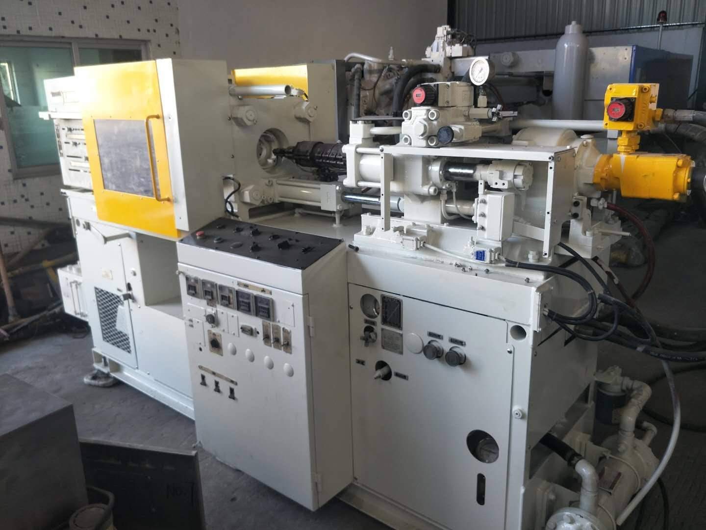 Kawaguchi 45t and 40t used Injection Molding Machine