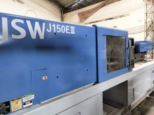 JSW150t (J150EIII) used Injection Molding Machine