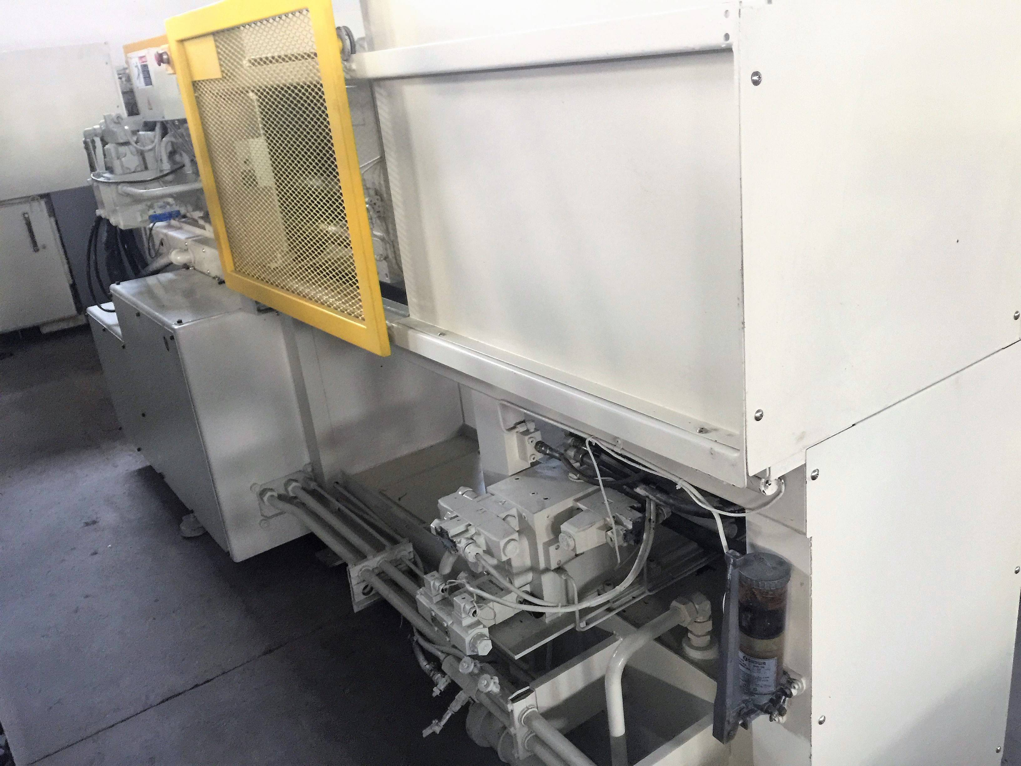 Toshiba 55t (IS55FP) used Injection Molding Machine