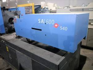 160T haitiana Injection Molding Machine usato