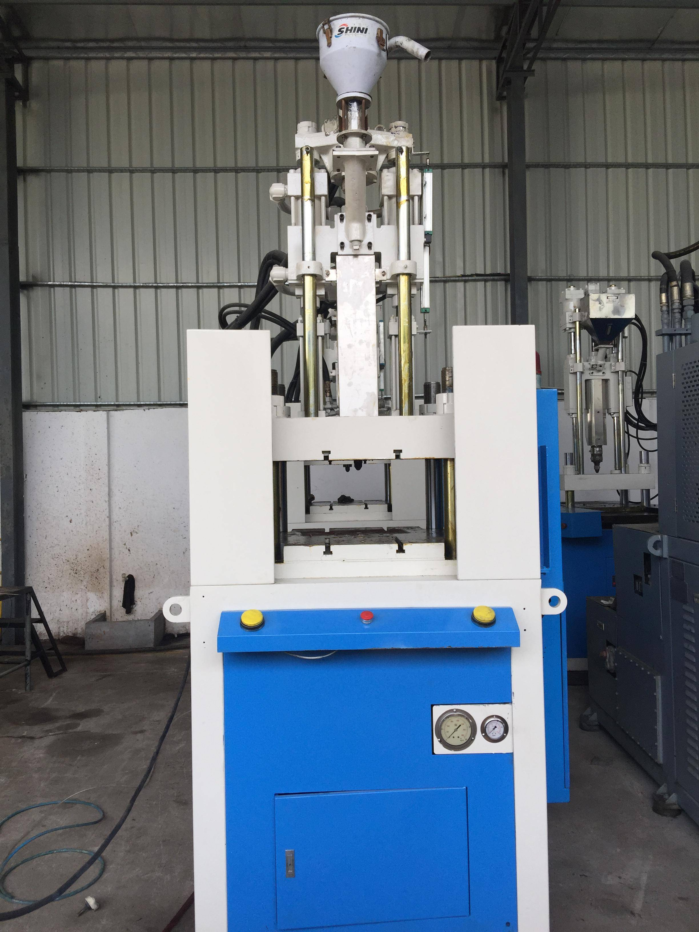 Taiwan Enaiviv 100t used Vertical Injection Molding Machine Featured Image
