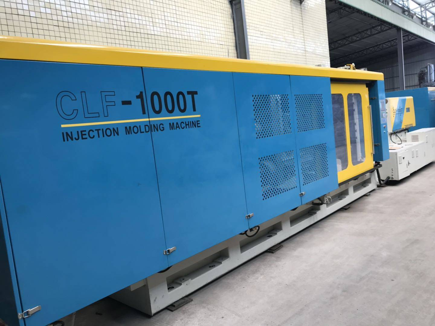 CLF-1000 used Injection Molding Machine (servo and non servo) Featured Image