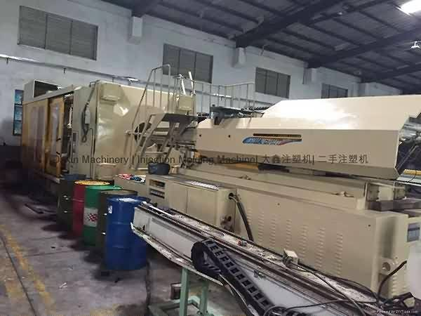 Hwa Chin 1680t used Injection Molding Machine