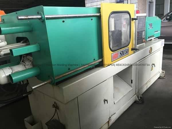 Chen Hsong SuperMaster SM50 used Injection Molding Machine Featured Image