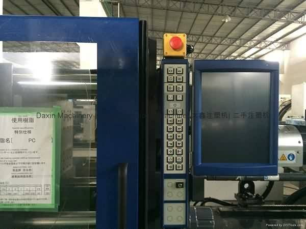 Sumitomo 130t Lahat-Electric ginagamit Injection Modling Machine
