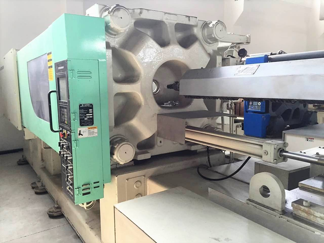 Mitsubishi 450t (450MSG) Used Injection Moulding Machine