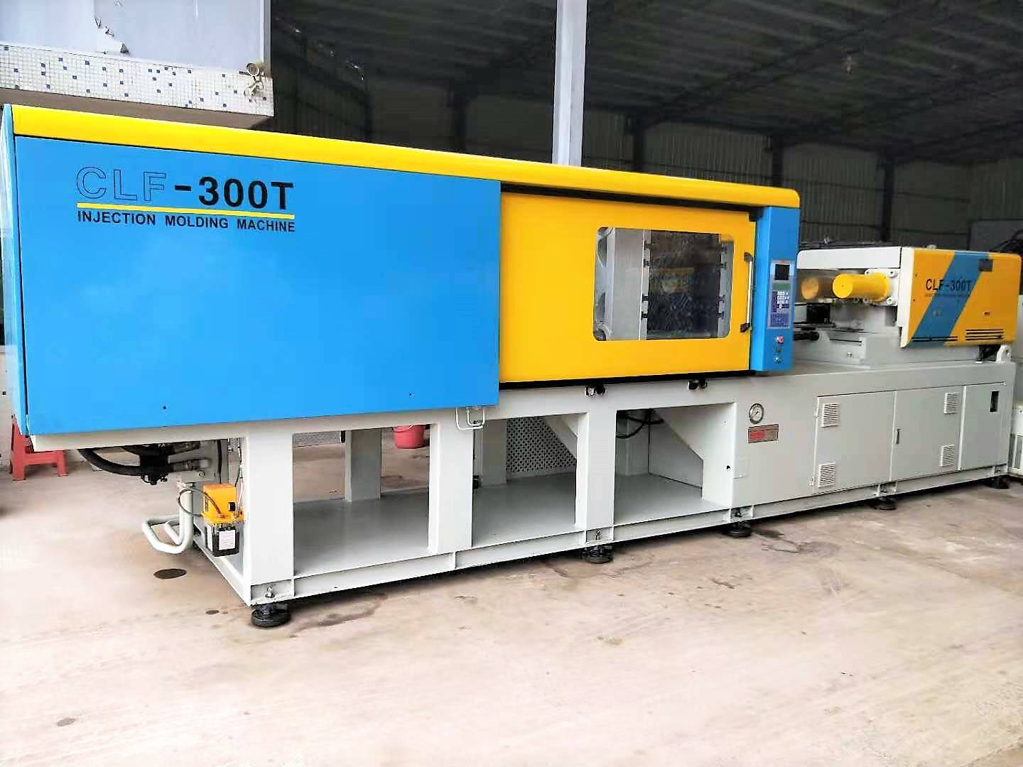 CLF-300 (Servo) used Injection Molding Machine Featured Image