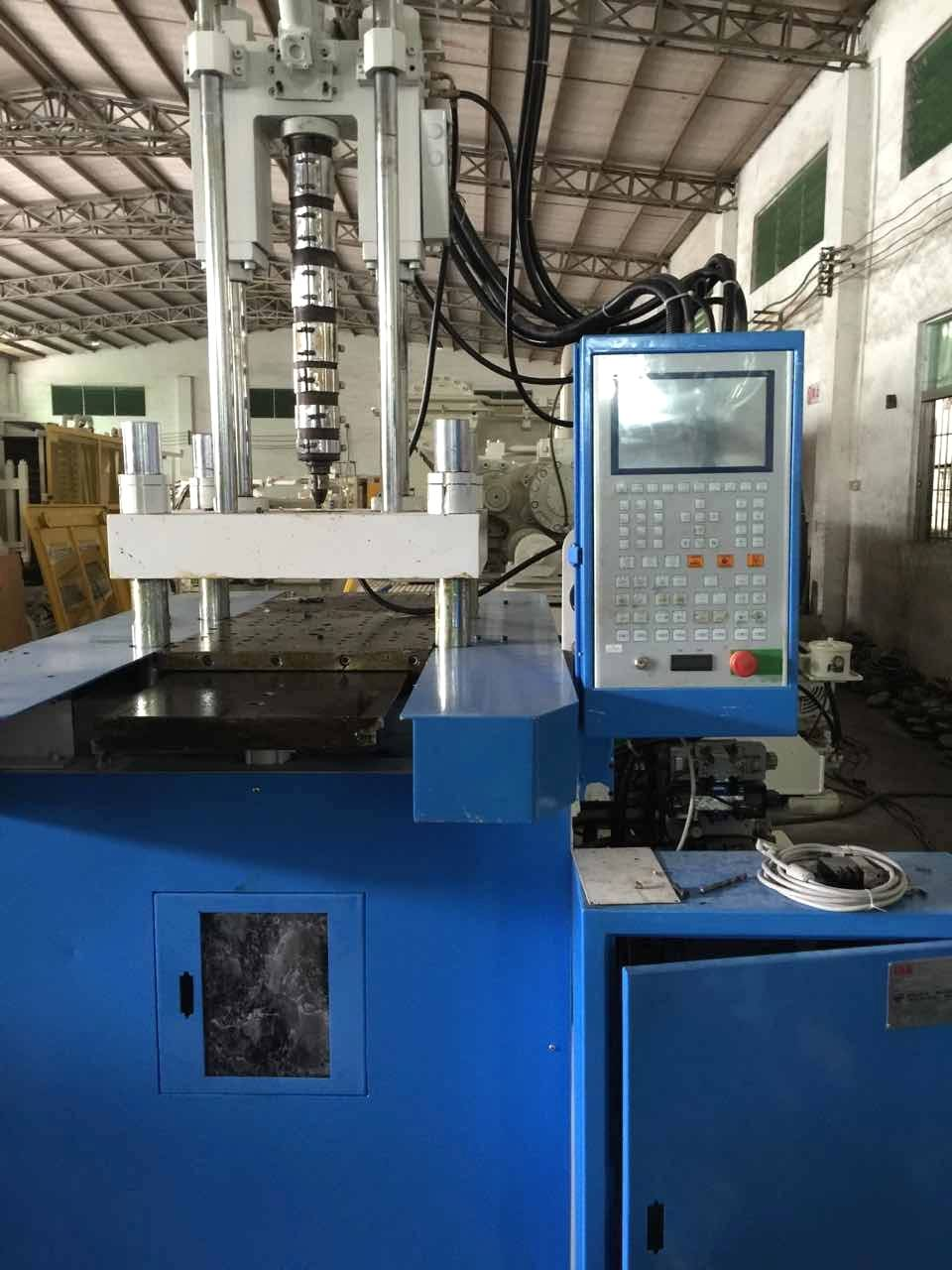 Taiwan Enaiviv 100t used Vertical Injection Molding Machine