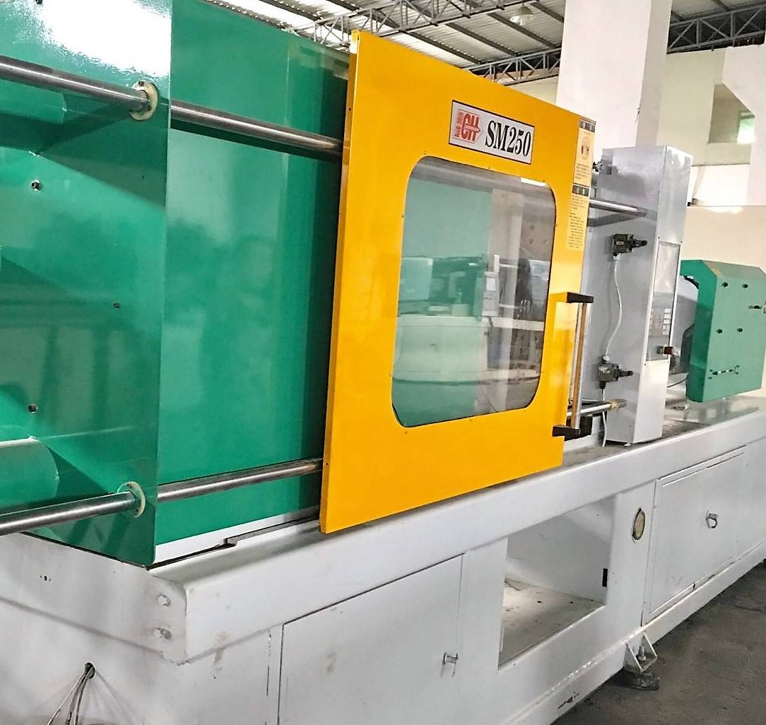 Chen Hsong SuperMaster 250t (SM250) used Injection Molding Machine Featured Image