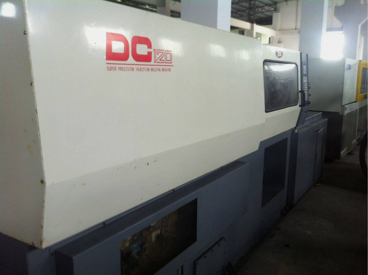 Nissei 120t  Two Color Double Color used Injection Molding Machine Featured Image