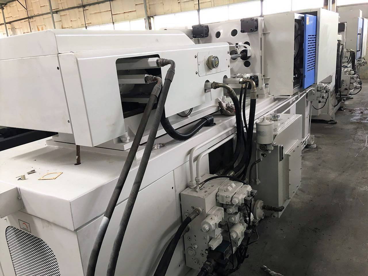 Chen Hsong 120t (SM120TS) used Injection Molding Machine