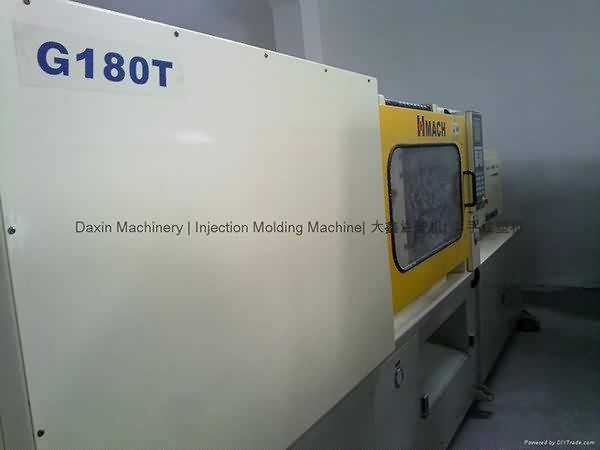 HungTai 180t used Injection Molding Machine