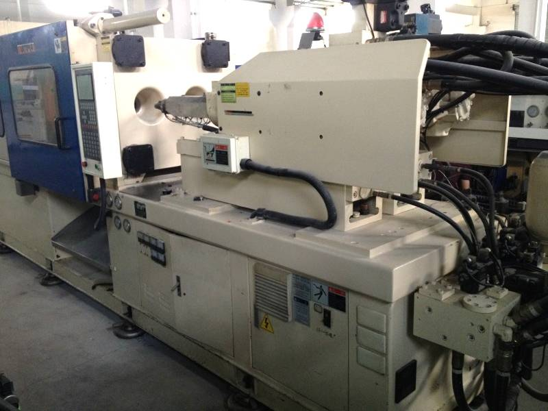 Multiplas 200t Two color Double Color Two Color used Injection Molding Machine