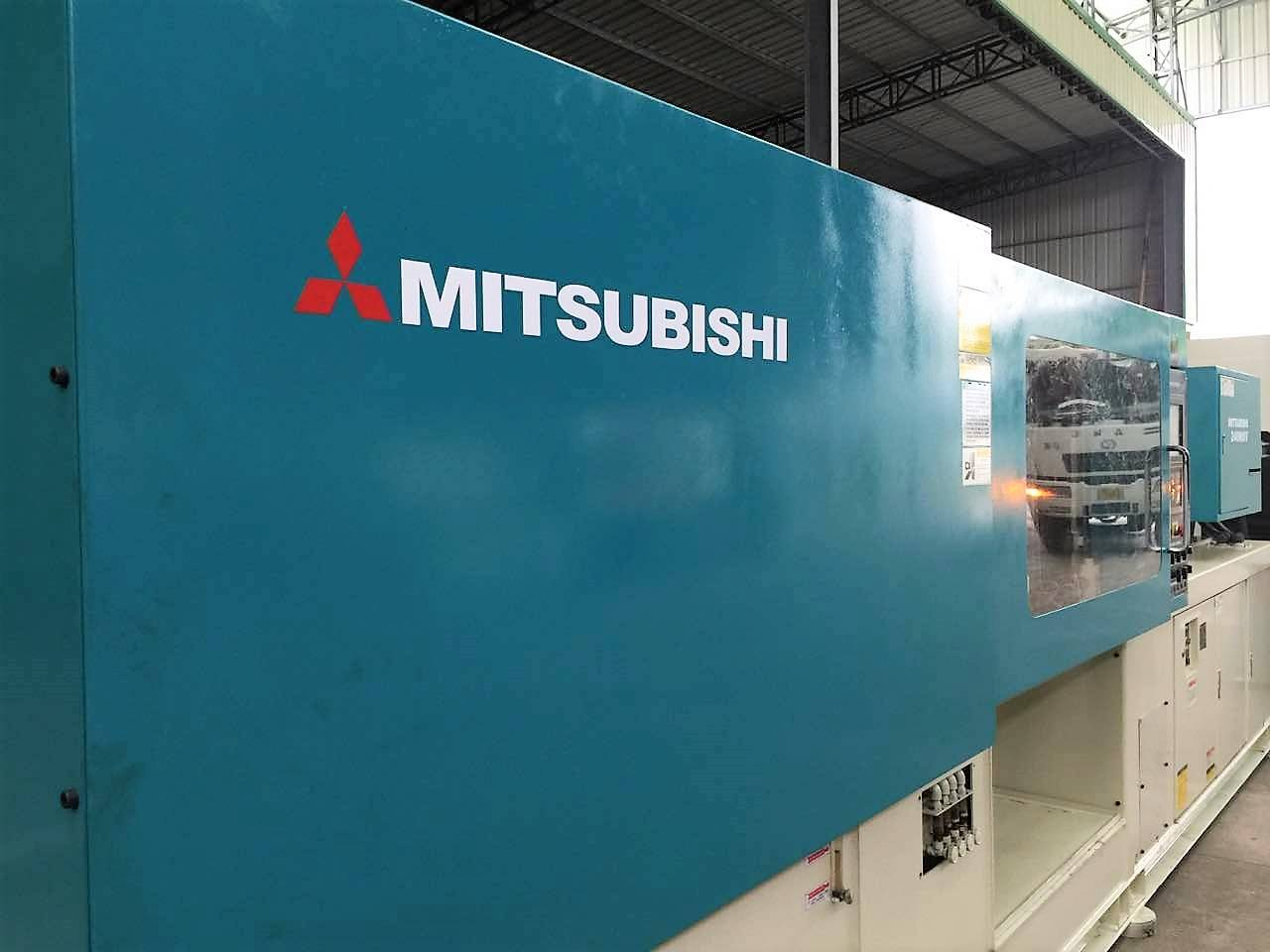 Mitsubishi 240t (240MSV) used Injection Molding Machine