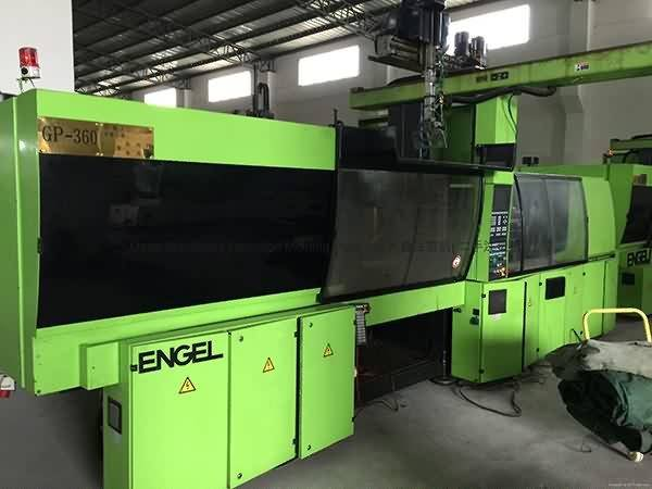 Engel 200t Double Color used Injection Molding Machine
