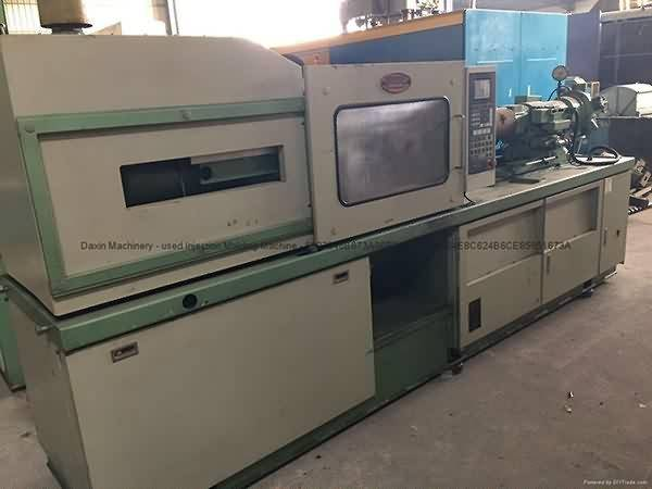 Nissei 60t used Injection Molding Machine
