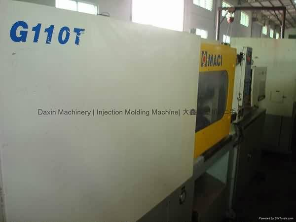 HungTai 110t used Injection Molding Machine