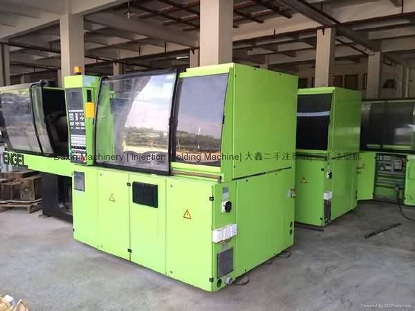 Engel 45-120t istifadə Injection Molding Machines