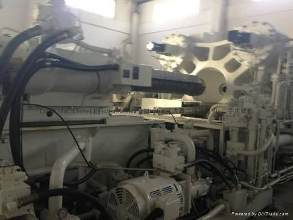 Mitsubishi 1600t used Injection Molding Machine