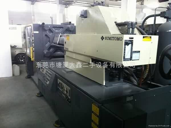 Sumitomo 150t Uzita Injection Molding Machine