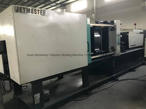 Chen Hsong JM368-C / ES (baryable pump) nga gigamit ang injection Molding Machine