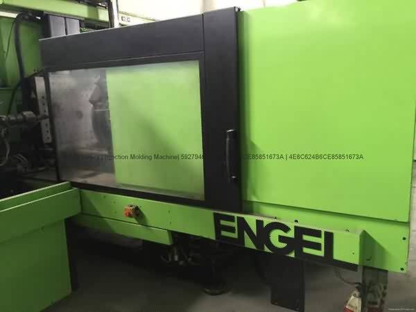 Engel 200t Double Color Two color Injection Molding Machine