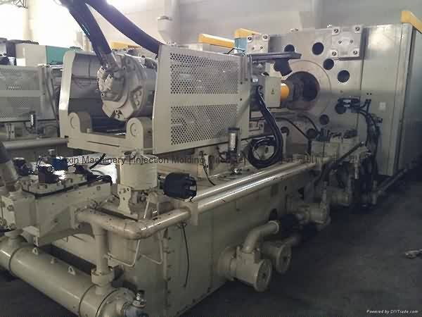 Chuan Lih Fa CLF-950TX used Injection Molding Machine