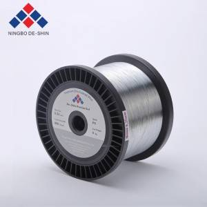 Precise Cut Zinc Coated Wire