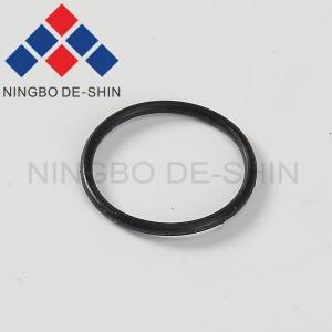 Agie O-ring, set of 5 pieces Ø 12.00 x 1.00 mm 590831317, 831.317, 831.317.3, 831317