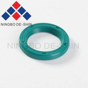 Agie Sealing ring, lip seal type G D 820.907, 590820907, 24.55.510
