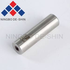 CZ140, CZ140D Tube Guide 0.3-3.0mm for Zhongte EDM drilling machine