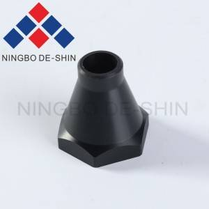 Charmilles C204 Ø13 mm Nozzle, Lower water nozzle 135005189, 135011829