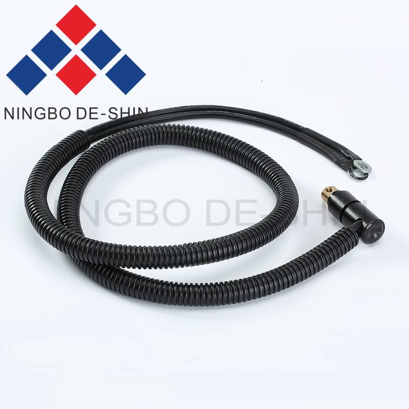 Charmilles C438 Power supply cable 880mm 135000217