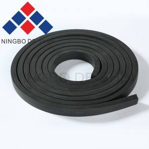 Chmer Rubber door seal 10*15mm