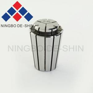 Collet for fixing electrode tube 0.45mm