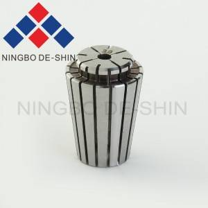 Collet for fixing electrode tube 3.0mm