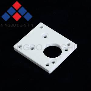 Mitsubishi M313 MV Isolator plate Lower, insulating plate lower 67x60x6.8mmT X089D225H01