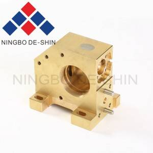 Mitsubishi M459B Lower Roller Block, Guide Block Lower X181A788G71, X181A788G72, DCA96A, DP778A