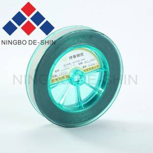 Original 0.18mm Beiqi molybdenum wire, moly wire 2400m per spool