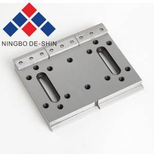Z204 120L*150W*15T Wire Cut Jig Base