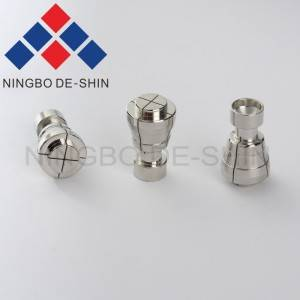 Collet 0.3-3.0mm for Agie drilling machine