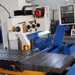 Three Axis Gun drilling machine