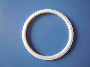 PTFE+Glass Customized Spring Energized Seals Face Seal Used in Oxidation Environment