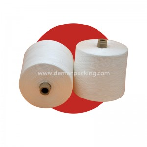 Polyester Spun yarn for sewing thread 123